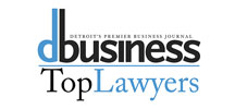 dBusiness Top Lawyers Logo