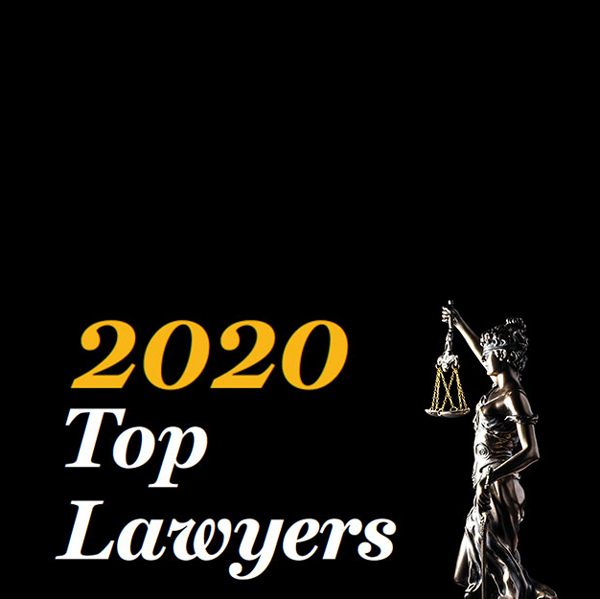 2020 Top Lawyers Logo